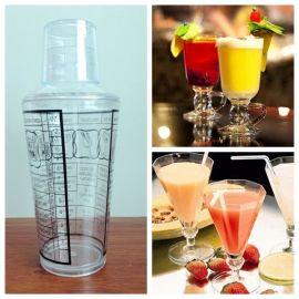透明鸡尾酒调酒杯(360ml)
