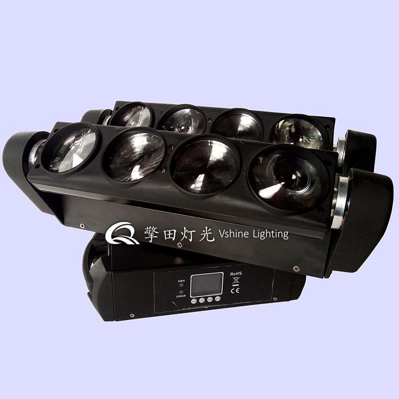 擎田燈光 QT-BX5-4蜘蛛燈,LED蜘蛛燈,四色蜘蛛燈,酒吧燈,舞檯燈