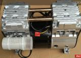 真空泵厂家批发无油活塞式真空泵 静音微型真空泵