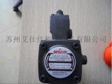 臺灣安頌葉片泵原裝正品現貨PVF-12-35-10S