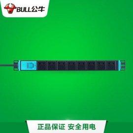 公牛pdu机柜专用电源插座 **寸标准机柜