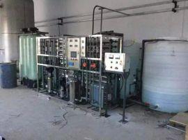 扬州蓄电池生产用水设备|电池溶液超纯水设备