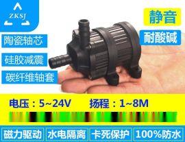 变频直流水泵 DC40D 扬程8米,流量550L/H、潜水泵