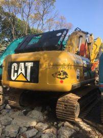 出售二手卡特挖机320D挖掘机,卡特挖掘机