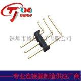 双排排针 直插排针 2*10P 1.27MM间距 针长7.2MM 2X10PIN
