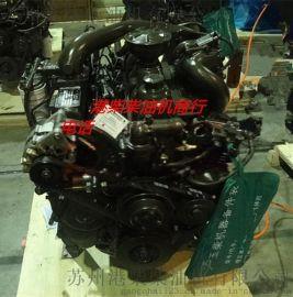 玉柴4110发动机 玉柴135马力YC4E135-20柴油发动机总成