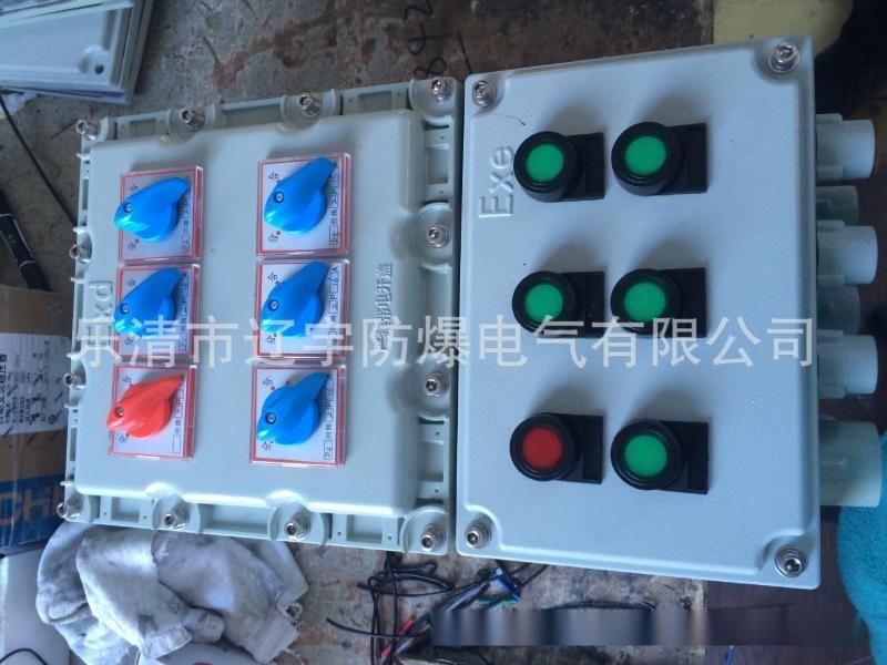 廠家直銷防爆配電箱 BXMD53系列防爆照明動力配電箱 質優價廉