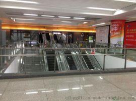 七福商场不锈钢玻璃护栏