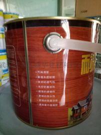 佳尔美耐候防腐木油小桶2.5L
