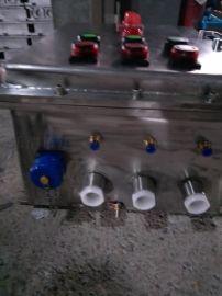 防爆铁箱BXMD53 带气动隔板接头 生产厂家