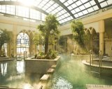 煜林枫设计安装休闲温室