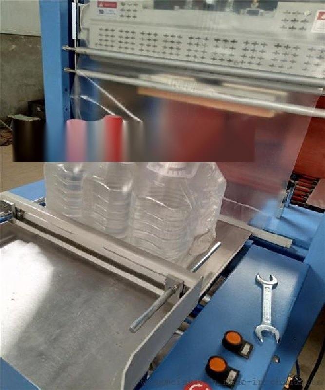 厂家专属定制热收缩包装机 啤酒易拉罐包装机报价 批发饮料热塑封包装机