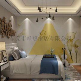 专业量身定制现代风格卧室家具 榻榻米的万能 衣柜