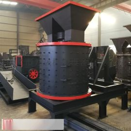 复合式制砂机煤矸石钢渣炉渣煤渣粉碎机复合破碎机
