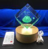 水晶球音乐盒蓝牙木质八音盒 创意生日礼物情人节礼品