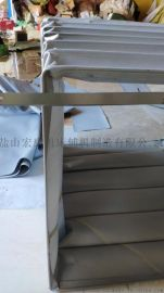 自定-陶瓷纤维耐高温防火通风软连接1000度