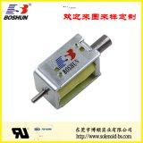 電插鎖電磁鐵推拉式 BS-0837S-166