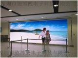 国际商贸中心P6全彩显示屏
