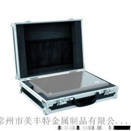 高端定制拉杆航空箱 展览北京赛车铝箱