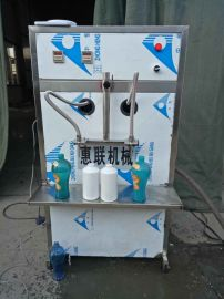 半自动白酒配制酒灌装机灌装白酒设备液体定量灌装机