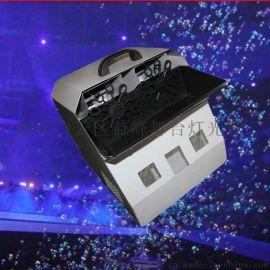 舞台婚庆大双轮泡泡机遥控泡泡机舞台灯光