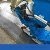 广西玉林市550型钢板除锈机机场跑道清理机厂商