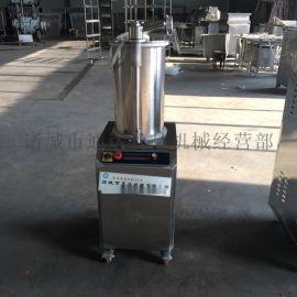 全自动灌肠机 气动定量扭结灌肠机