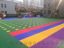 信阳幼儿园悬浮地板河南拼装地板厂家