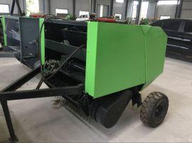 山东行走式秸秆打捆机,小麦秸秆打捆机