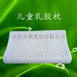 松禾源品牌天然乳胶枕头 销售儿童用乳胶枕OEM定制