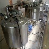 牛奶全套生產線 氂牛奶殺菌設備 小型酸奶流水線