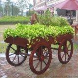 房地產開盤 綠化花園小區專用花車