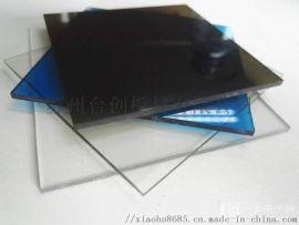 供应安顺4mm广告灯箱面板天固PC耐力板