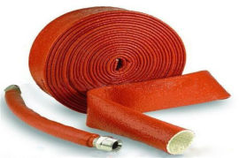 高溫防火絕緣防護套管