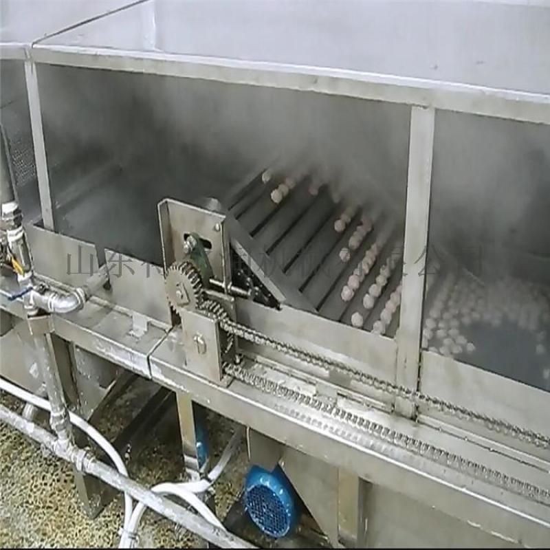 鱼丸蒸煮机 香芋肉丸蒸煮定型机 蒸汽丸子蒸煮机
