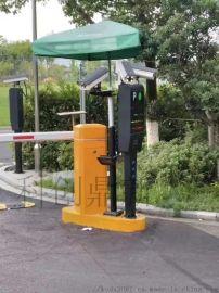 厂家**智能停车场车牌识别系统,无人值守