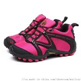麦乐 女款秋冬防水防滑爬山鞋户外运动鞋徒步鞋