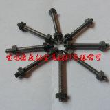 鎢絲杆 鎢加工件 M3鎢螺絲 隔熱屏用鎢螺栓