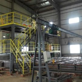 山东|德骏 自动化水泥发泡保温板生产线设备