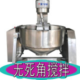 豆汁行星攪拌鍋 全自動攪拌夾層鍋