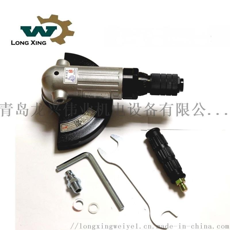 韓國大宇氣動拋光機打磨機拋光機氣動角磨機正品進口