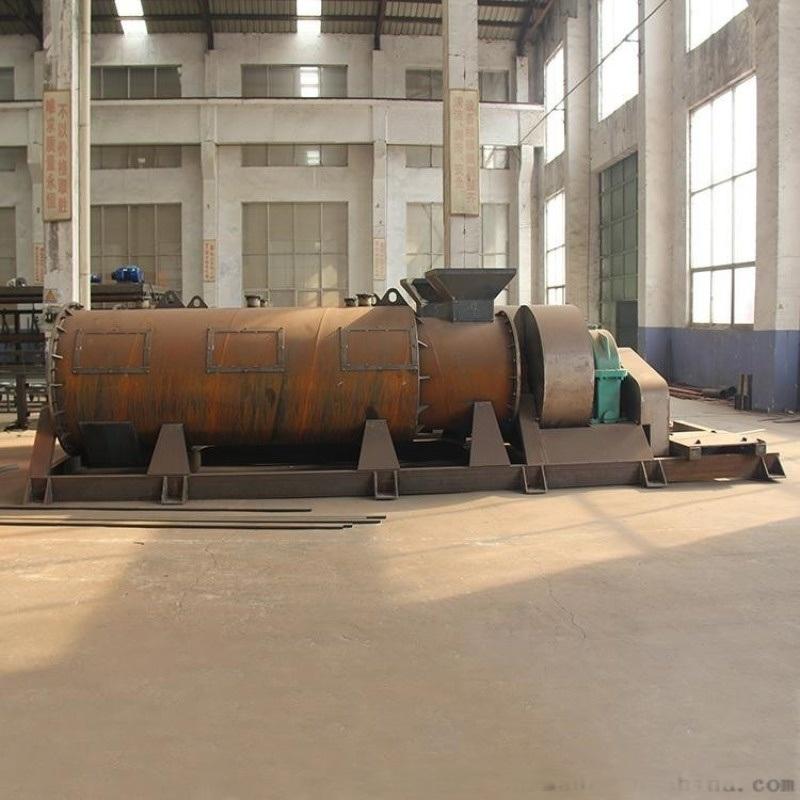 黏土中药造粒设备 畜禽粪便加工设备 1米新型有机肥造粒机