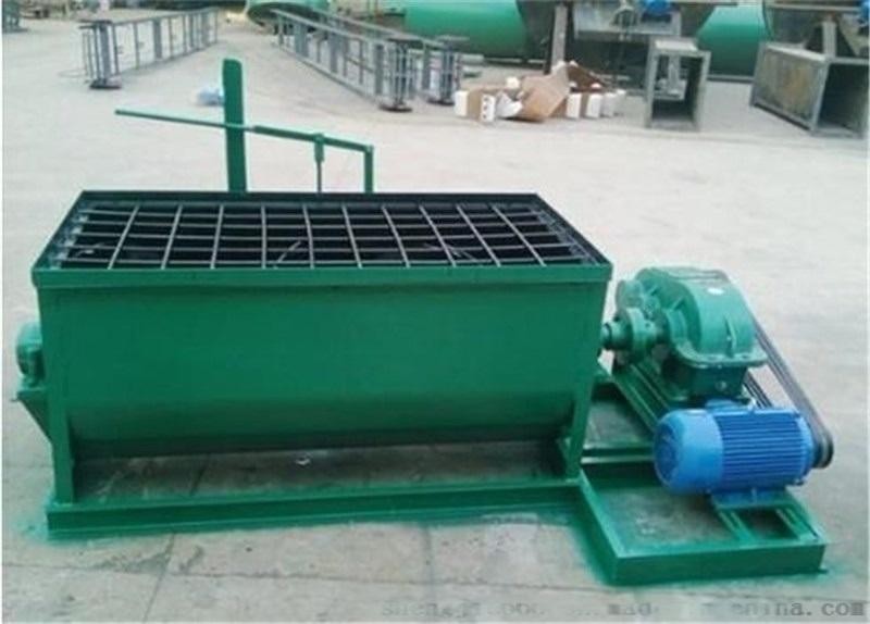 鸡粪有机肥生产线设备价格-有机肥制造设备