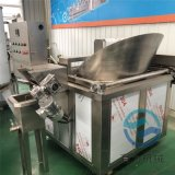 厂家直销电加热小型油炸机,豆腐泡油炸机