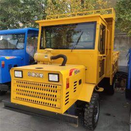 拉混泥土用的液压自卸车-加工定制农用拖拉机