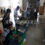 专业生产腐竹油炸机器 可连接油皮油炸机生产线
