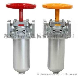 蓬萊吉騰聚氨酯自清潔過濾器DN50過濾器