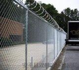 勾花护栏网 围栏网 厂家  体育场围网 规格齐全各种球场围网