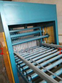 水泥发泡保温板设备生产线主要由全自动搅拌系统、自动制板机、全自动发泡装置、自动切割系统四部分组成