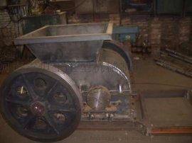 对辊破碎机 小型破碎机石料石灰石子 对辊破碎机辊皮 厂家直销